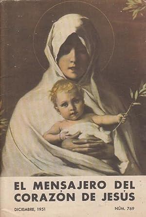 EL MENSAJERO DEL CORAZON DE JESUS. NÚM.: LEITE, FERNANDO. /