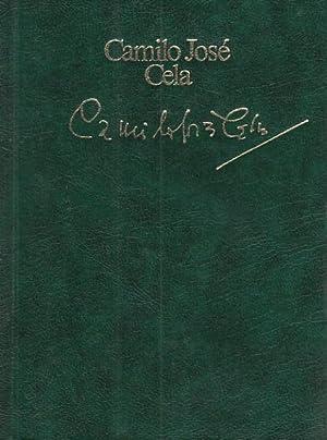 OBRAS COMPLETAS. TOMO 6. CUADERNO DEL GUADARRAMA.: CELA, CAMILO JOSÉ