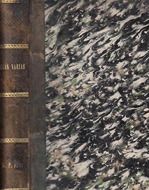 HORAS PLÁCIDAS. COLECCIÓN DE ENSAYOS POÉTICOS. BIBLIOTECA: HERNÁNDEZ GUASCO, ANDRÉS