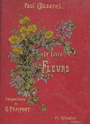 Le livre des fleurs de cosseret abebooks for Livret des fleurs