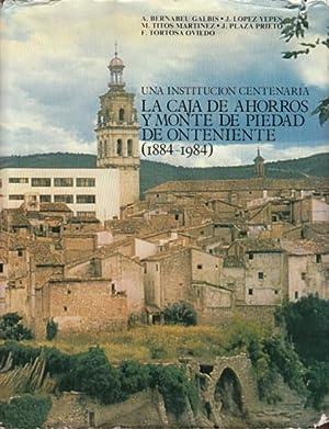 LA CAJA DE AHORROS Y MONTE DE: BERNABEU GALBIS A.;