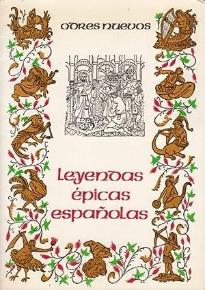 LEYENDAS ÉPICAS ESPAÑOLAS: CASTILLO, ROSA