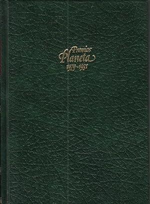 PREMIOS PLANETA 1979-1981. TOMO IX. LOS MARES: VÁZQUEZ MONTALBÁN, MANUEL;
