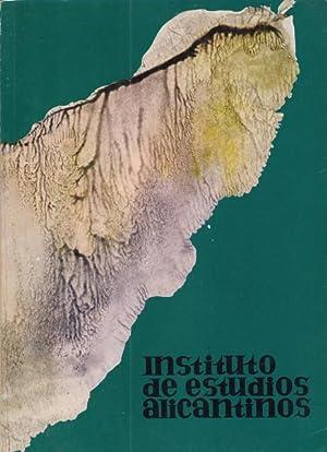 REVISTA INSTITUTO DE ESTUDIOS ALICANTINOS. Nº9. 1973.: QUADRADO, JOSÉ MARÍA