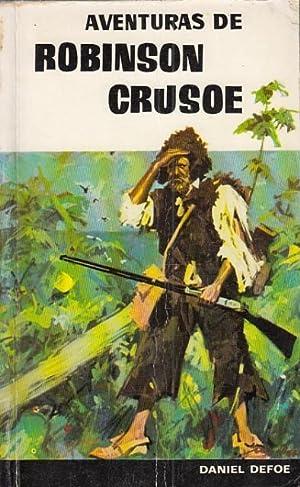 AVENTURAS DE ROBINSON CRUSOE: DEFOE, DANIEL