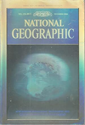 THE NATIONAL GEOGRAPHIC MAGAZINE, DECEMBER 1988 (Can: NATIONAL GEOGRAPHIC SOCIETY