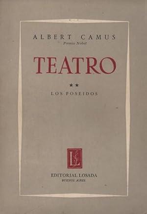 TEATRO II (Los Poseidos): Camús, Albert