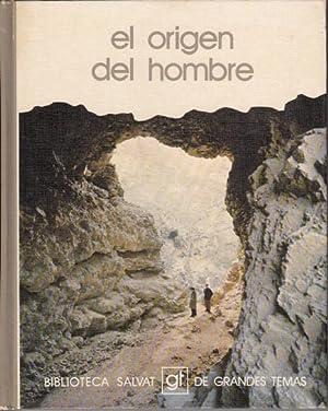 EL ORIGEN DEL HOMBRE: Laín, Pedro; Marco,