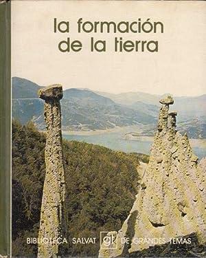 LA FORMACION DE LA TIERRA: Mayz, Ernesto; Masui,