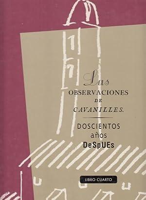 LAS OBSERVACIONES DE CAVANILLES. DOSCIENTOS AÑOS DESPUES.: LACARRA, JULIO, SÁNCHEZ,