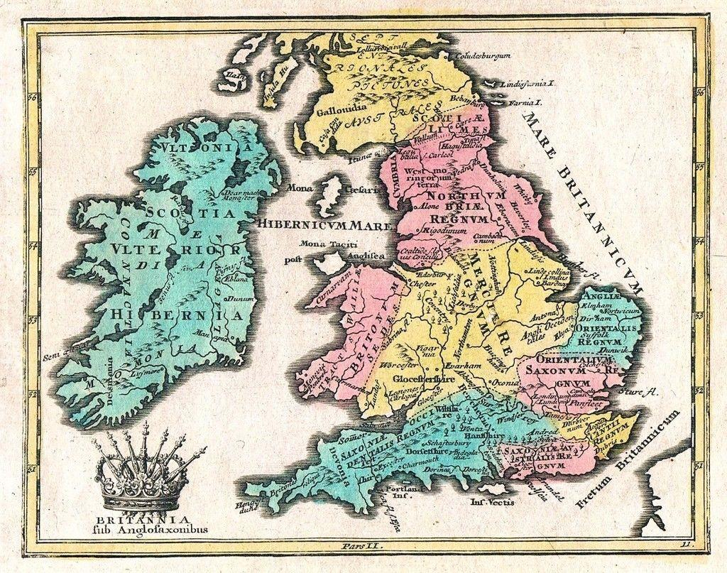Great Britain Ireland Irland Großbritannien ...