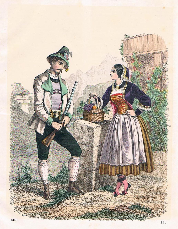 Tiroler Trachten
