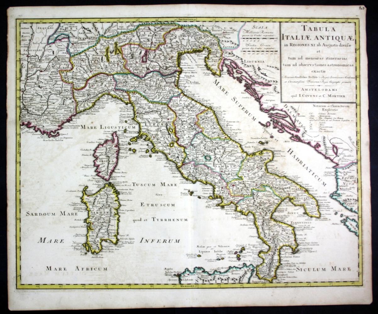 Tabula Italiae antiquae