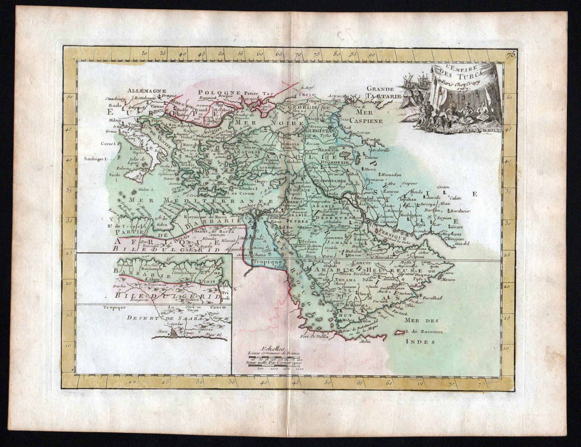 L\'Empire des Turcs