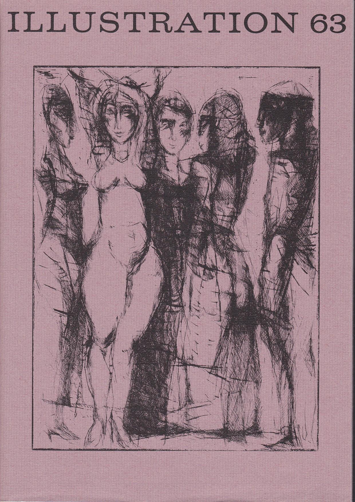 Illustration 63 - Zeitschrift für die Buchillustration: Visel, Curt (Hrsg.):