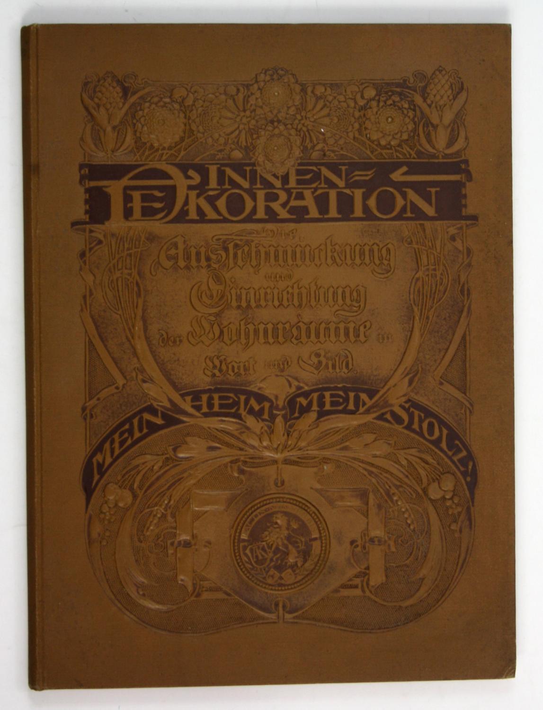 Innen Dekoration Zeitschrift Fuer Von Koch Zvab