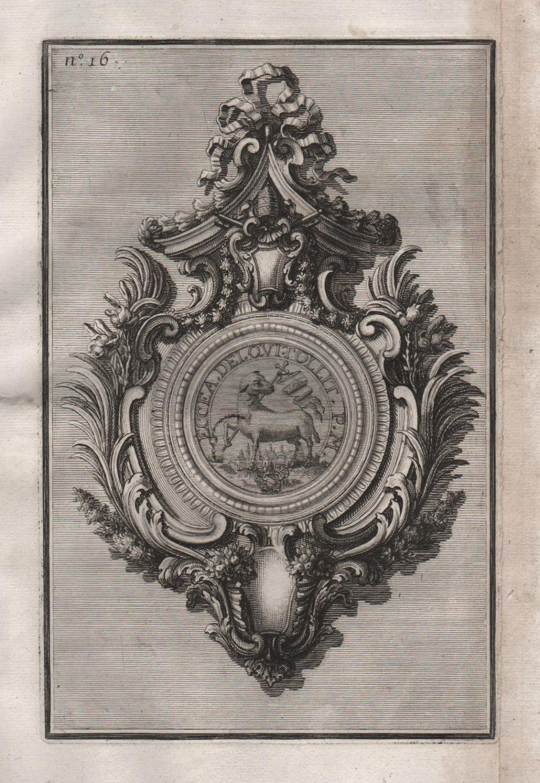 Rahmen frame Silber silver design silversmith baroque von Giardini ...