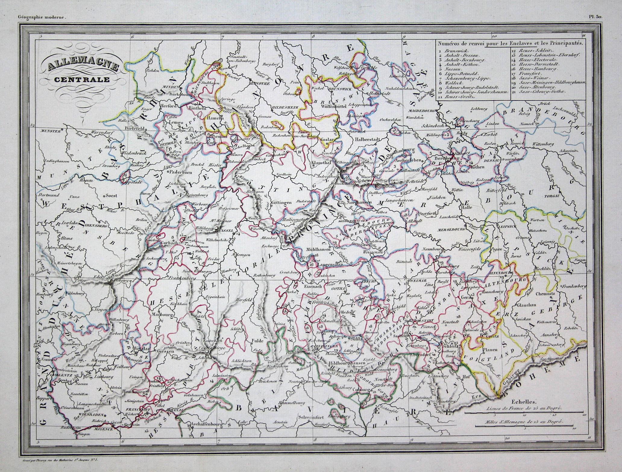 Allemagne Centrale\