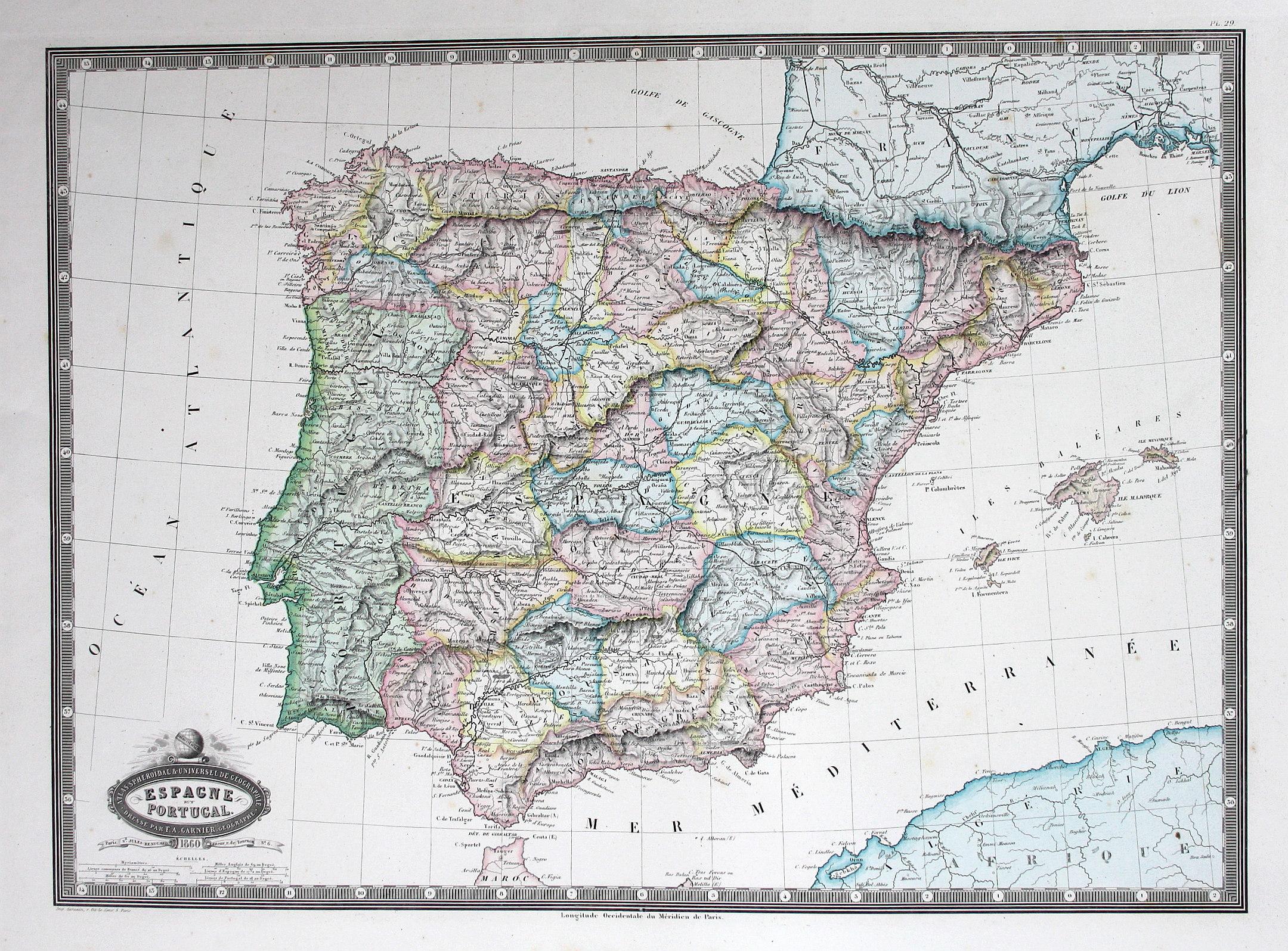 Espagne et Portugal\