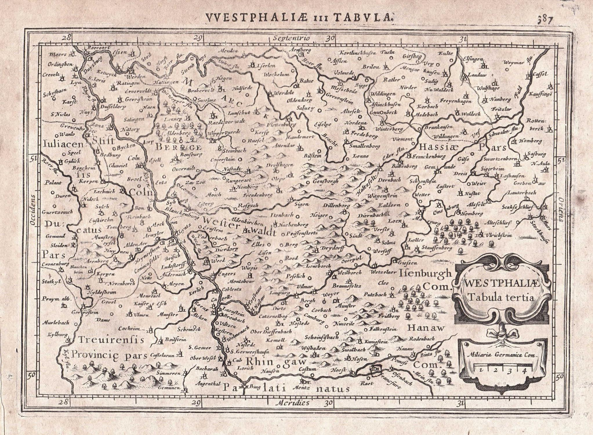 Köln Karte Deutschland.Köln Karte Tabula Zvab
