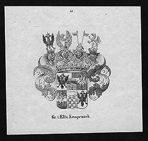 Eltz Kempenich Wappen Adel coat of arms