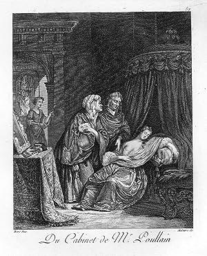 Frans van Mieris the elder painting engraving
