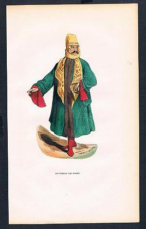 Osmane Mardin Türkei Asien Tracht Trachten costumes