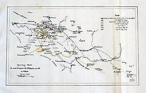 Polen Schlesien Karte.Schlesien Polen Poland 1761 Militär Karte