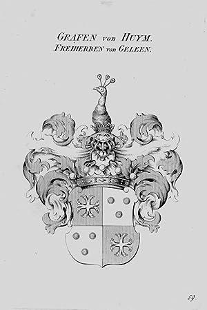 Huym Geleen Wappen Adel coat of arms
