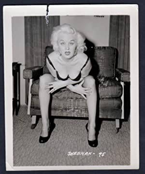 Unterwäsche chair lingerie Erotik nude vintage Dessous: Klaw, Irving: