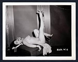 Unterwäsche lingerie Erotik nude vintage Dessous pin: Klaw, Irving: