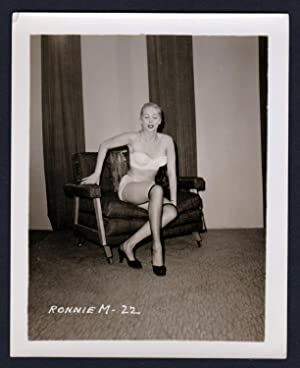 Ronnie Unterwäsche lingerie Erotik nude vintage Dessous: Klaw, Irving: