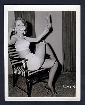 Unterwäsche lingerie Erotik Lisa nude vintage Dessous: Klaw, Irving: