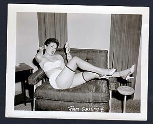 Unterwäsche lingerie Erotik nude vintage Dessous Pam: Klaw, Irving: