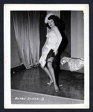 Unterwäsche Blaze Starr lingerie Erotik nude vintage: Klaw, Irving: