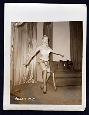 Unterwäsche lingerie Erotik nude Ronnie vintage Dessous: Klaw, Irving:
