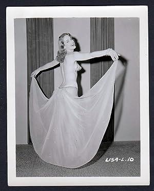 Unterwäsche lingerie Lisa Erotik nude vintage Dessous: Klaw, Irving: