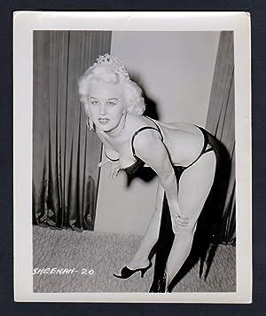 Unterwäsche Sheenah lingerie Erotik nude vintage Dessous: Klaw, Irving:
