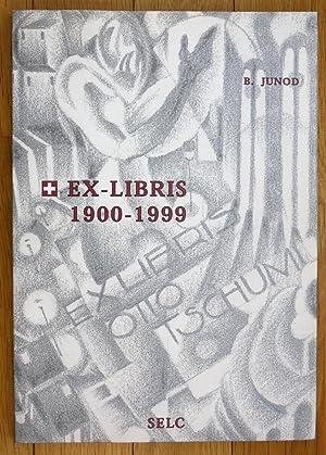 Ex-Libris 1900-1999: Junod, Benoit: