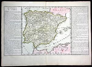 """De l'Espagne en general"""" - Spain Espana: Clouet, Jean Baptiste"""