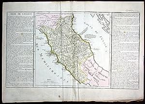 "Etat de l'Eglise"" - Tuscany Toscana Firenze: Clouet, Jean Baptiste"
