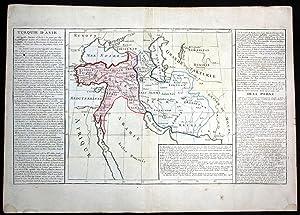 """Turquie d'Asie"""" - Turkey Asia Black Sea: Clouet, Jean Baptiste"""
