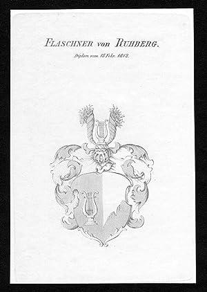 """Flaschner von Ruhberg"""" - Flaschner von Ruhberg: Artist/Künstler, Anonym:"""