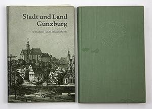 Stadt und Land Günzburg. Witschafts- und Sozialgeschichte.: Kreis- und Stadtsparkasse