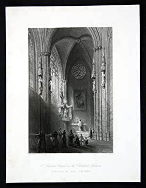 """St. Stephan's Chapel in the Cathedral Vienna"""": Challis, E. und"""