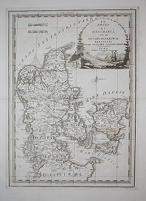 Il Regno di Danimarca con il Ducato: Cassini, Giovanni Maria: