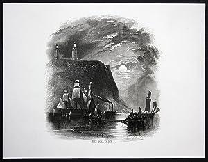 """Bei Halifax"""" - Halifax Nova Scotia Canada: Artist/Künstler, Anonym:"""