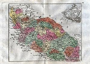 """Schlesien."""" - Slezsko Schlesien Czech Polska Polen: Kilian, Georg Christoph:"""