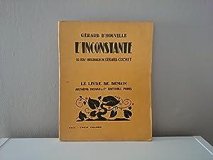 L'Inconstante: D'Houville. Gérard,