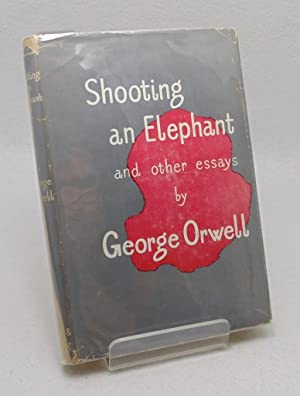 shooting an elephant and other essays by orwell george abebooks shooting an elephant other essays george orwell